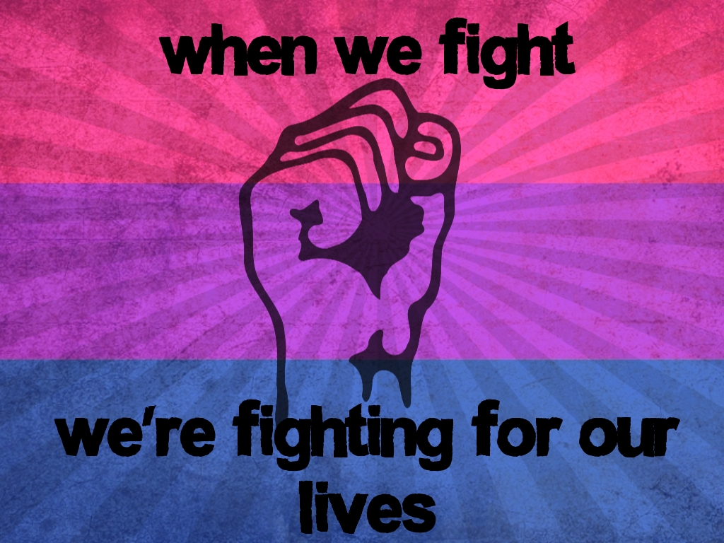 Image result for bisexual support